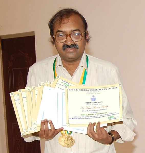 Dr KarriRamaReddy LLB